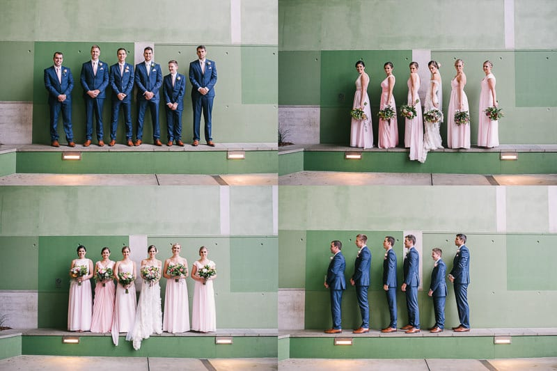 GOMA WEDDING BRIDAL PARTY_