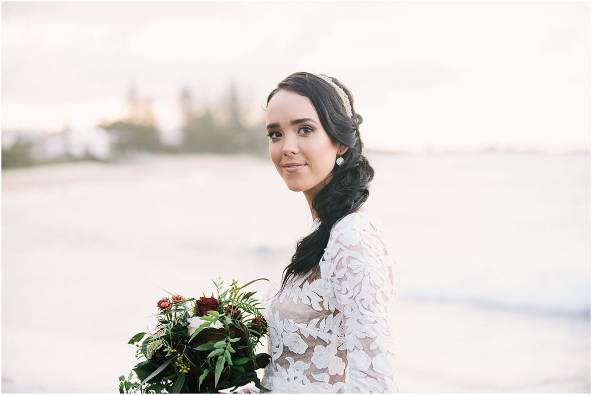 Moffat Beach Bride Sunshine Coast