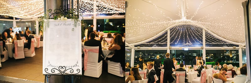 THE LADING DOCKSIDE WEDDING RECEPTION