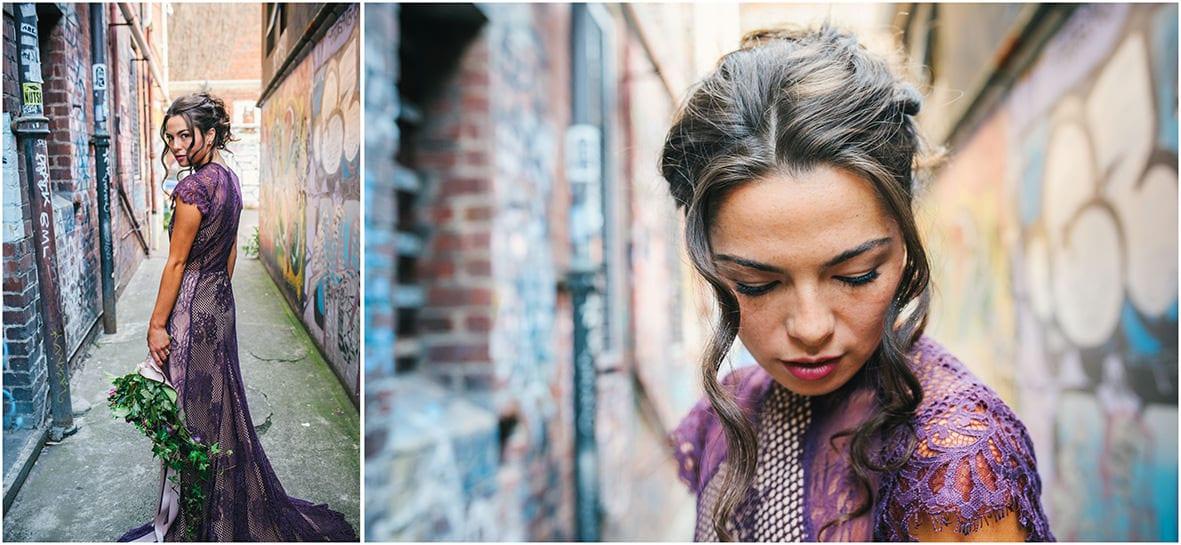 Wellington Bride Purple dress_-3