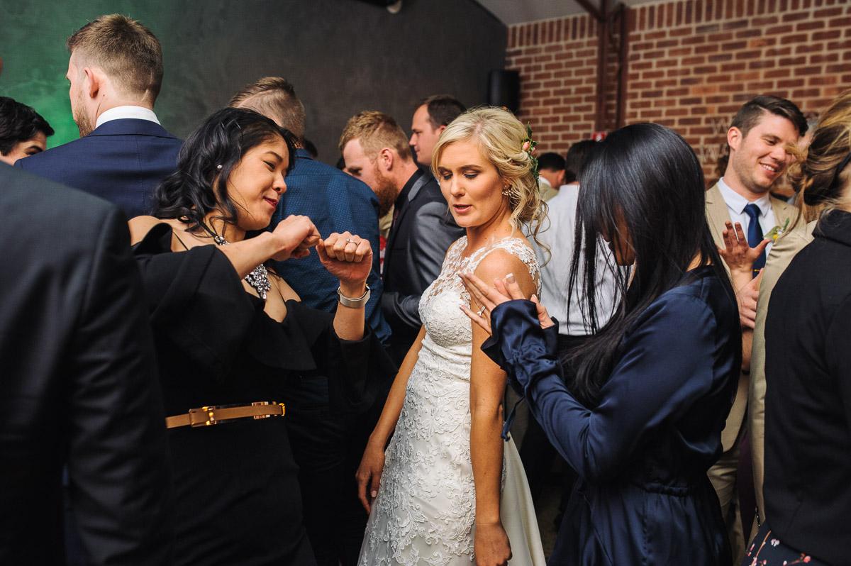 Terri Hanlon Photography Bride Dancing