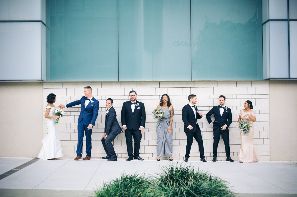 GOMA Brisbane State Library Wedding Photographer Terri Hanlon