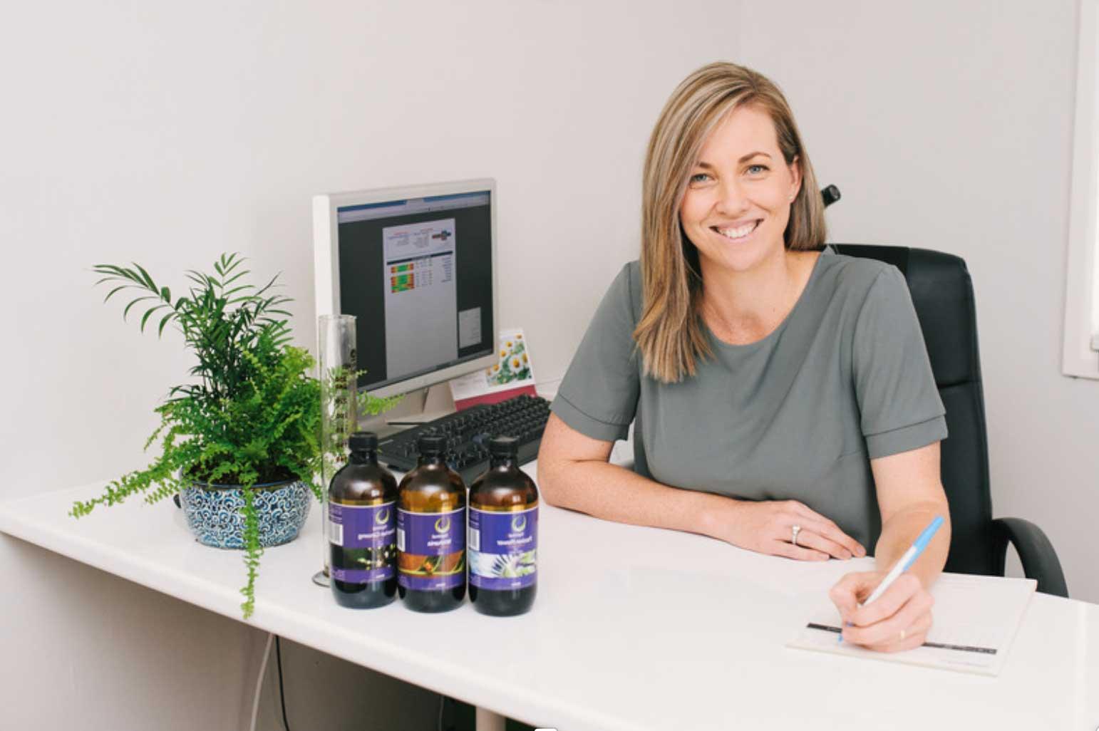 Brisbane Business Woman. Naturopath