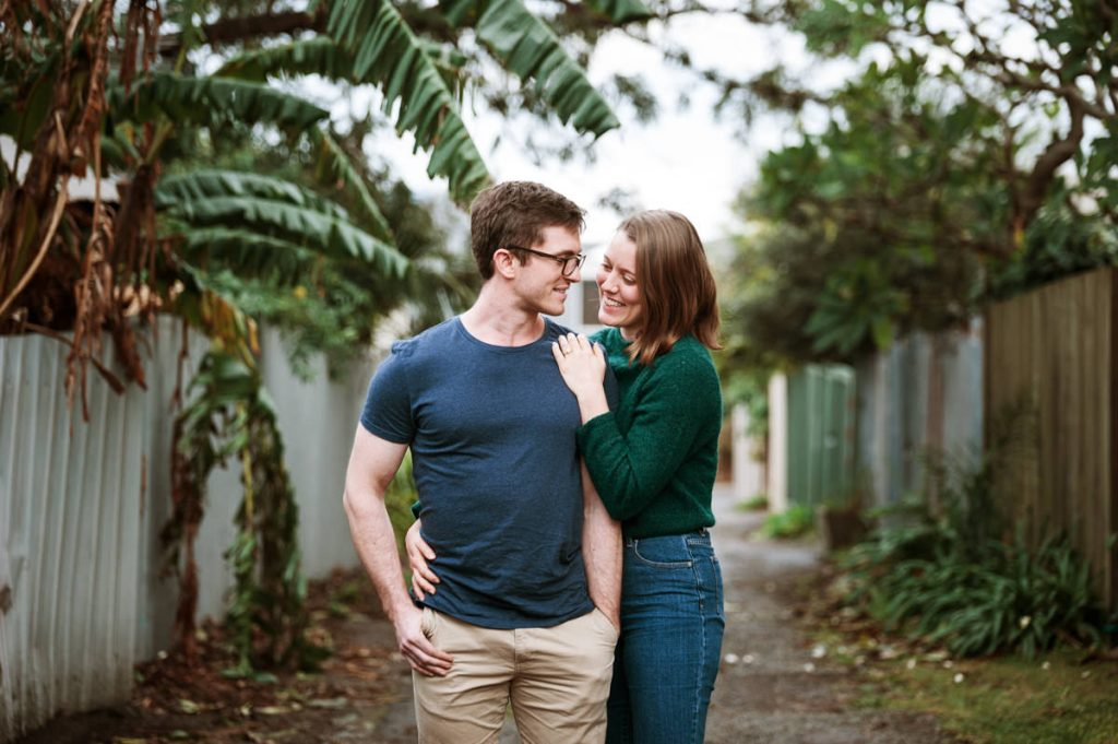Engaged Couple Newcastle NSW - Brisbane Wedding Photographer