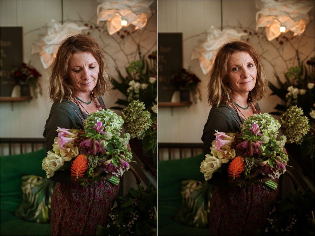 Nat Evans Owner Heavenly Blooms