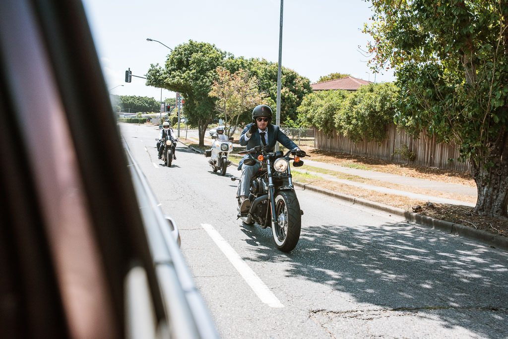 Tailing the Distinguished Gentlemen's Ride Brisbane 2019