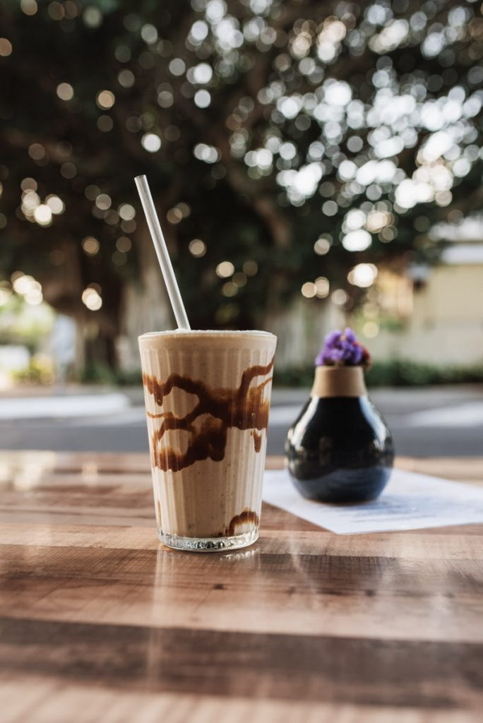 Witchin Kitchen - Sandgate Cafe Terri Hanlon Photography Smoothy