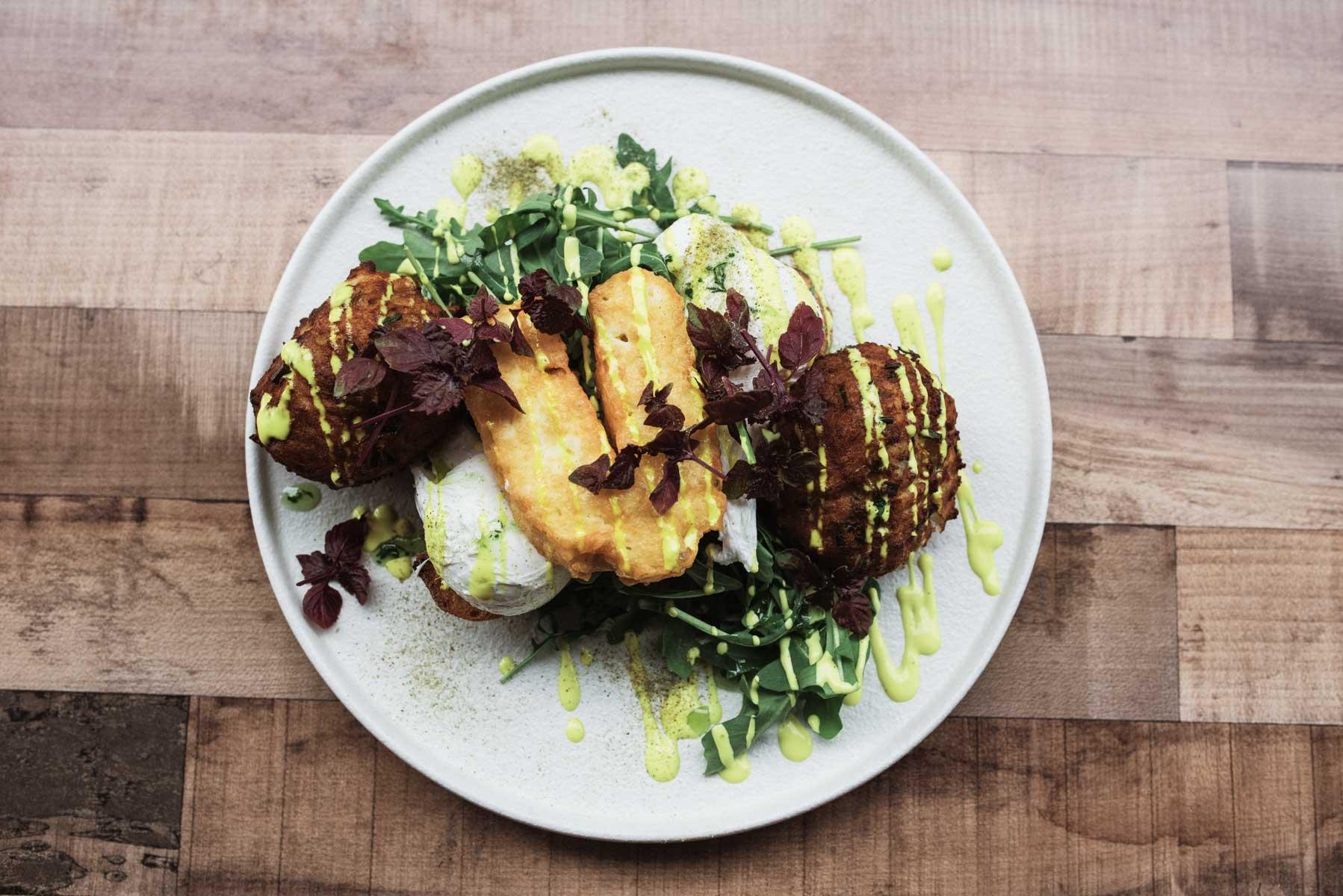Witchin Kitchen - Sandgate Cafe Terri Hanlon Photography Breakfast