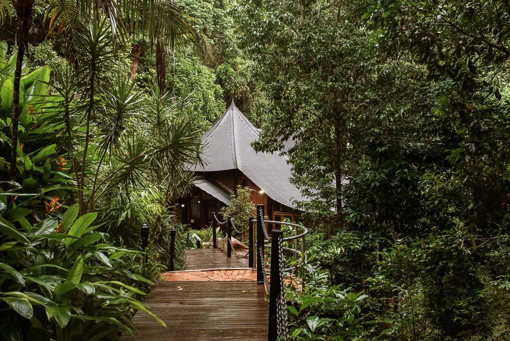 Cairns Tree House Accomodation - Brisbane and Sunshine Coast Wedding Photographer - Terri Hanlon Photography