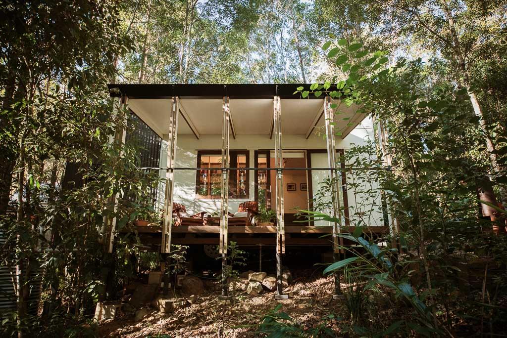 Maleny Tiny House Exterior